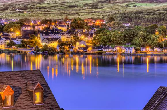 3. Isle of Skye (Portree), Scotland