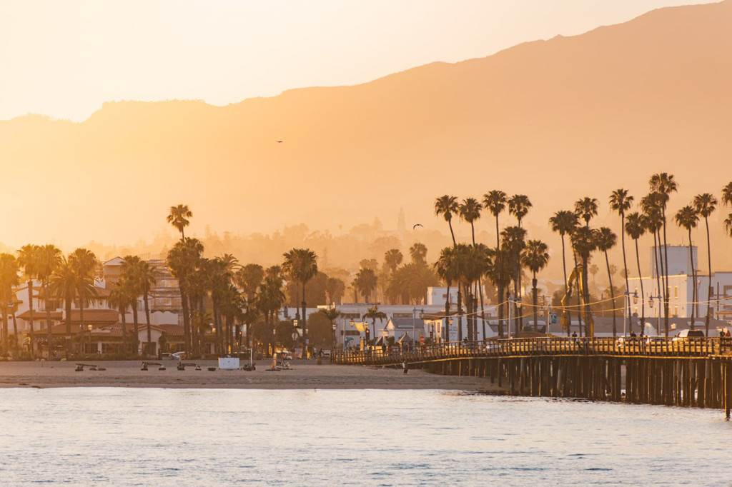 6. Santa Barbara, California