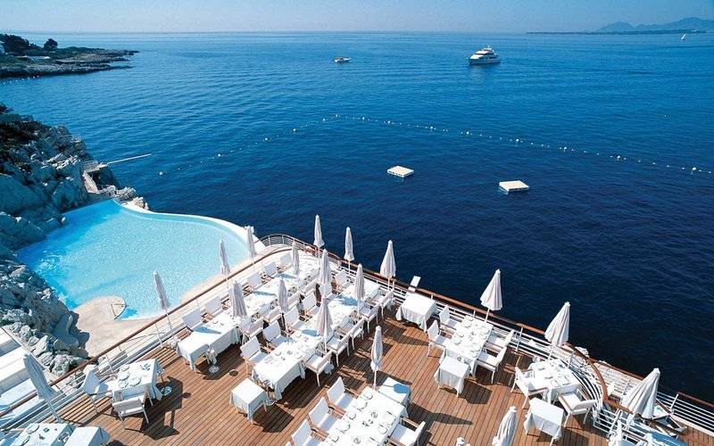 Courtesy of Hotel Du Cap-Eden-Roc